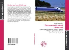 Boston and Lowell Railroad的封面