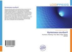 Capa do livro de Hymenaea courbaril