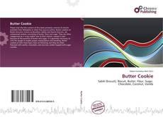 Butter Cookie kitap kapağı