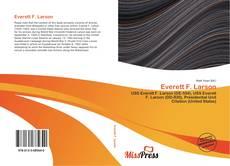 Bookcover of Everett F. Larson