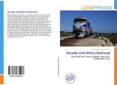 Bookcover of Arcade and Attica Railroad