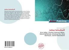 Buchcover von Julius Schulhoff