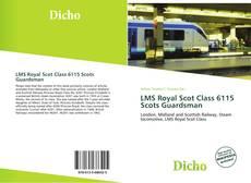 Buchcover von LMS Royal Scot Class 6115 Scots Guardsman