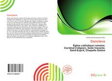 Buchcover von Conclave