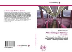 Bookcover of Attleborough Railway Station