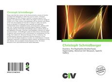 Bookcover of Christoph Schmidberger