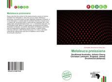 Couverture de Melaleuca preissiana