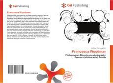 Capa do livro de Francesca Woodman