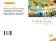 Bookcover of Hôpital de Campagne