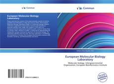 European Molecular Biology Laboratory的封面