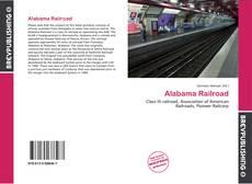 Alabama Railroad kitap kapağı