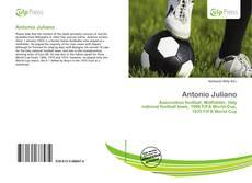 Обложка Antonio Juliano