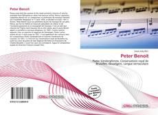 Bookcover of Peter Benoit
