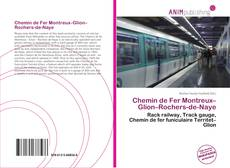 Bookcover of Chemin de Fer Montreux–Glion–Rochers-de-Naye