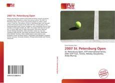 Portada del libro de 2007 St. Petersburg Open