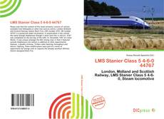 Bookcover of LMS Stanier Class 5 4-6-0 44767