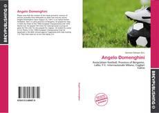 Buchcover von Angelo Domenghini