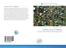 Borítókép a  Lukens Steel Company - hoz