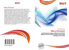 Bookcover of Mary Schepisi