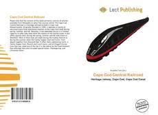 Bookcover of Cape Cod Central Railroad
