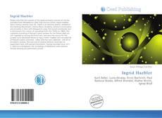 Buchcover von Ingrid Haebler