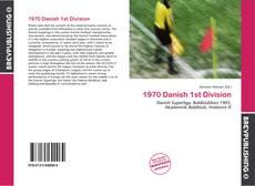 Couverture de 1970 Danish 1st Division