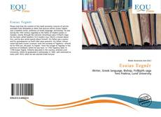 Buchcover von Esaias Tegnér