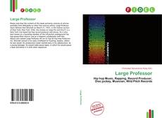 Bookcover of Large Professor