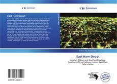 Обложка East Ham Depot