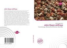 Capa do livro de John Gwyn Jeffreys