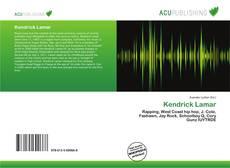 Bookcover of Kendrick Lamar