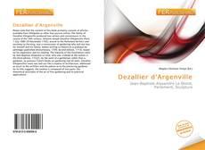 Bookcover of Dezallier d'Argenville