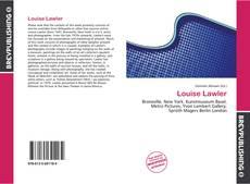 Copertina di Louise Lawler