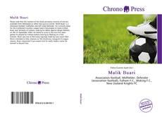 Malik Buari kitap kapağı