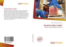 Bookcover of Gershom Ben Judah
