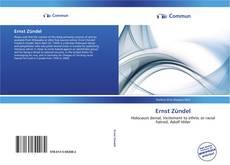 Buchcover von Ernst Zündel