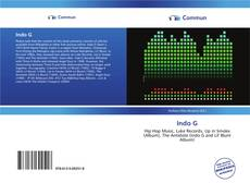 Bookcover of Indo G