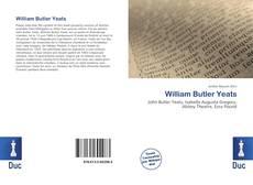 Copertina di William Butler Yeats