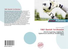 1961 Danish 1st Division的封面