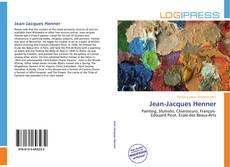 Portada del libro de Jean-Jacques Henner