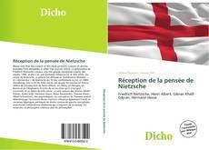 Bookcover of Réception de la pensée de Nietzsche