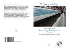Couverture de Deutscher Eisenbahn-Verein
