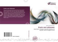 Erwin von Lahousen的封面