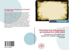 Copertina di Championnat d'Angleterre de Football D3 2008-2009