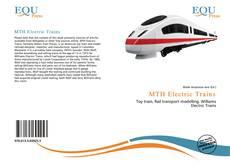 MTH Electric Trains kitap kapağı