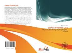 Buchcover von James Charles Cox