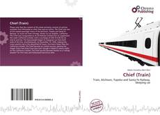 Capa do livro de Chief (Train)