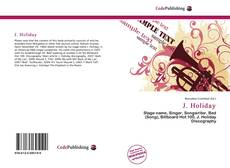 Bookcover of J. Holiday