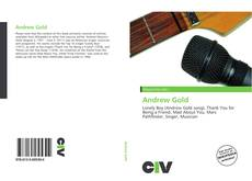 Bookcover of Andrew Gold