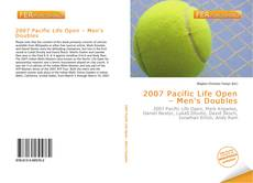 Bookcover of 2007 Pacific Life Open – Men's Doubles